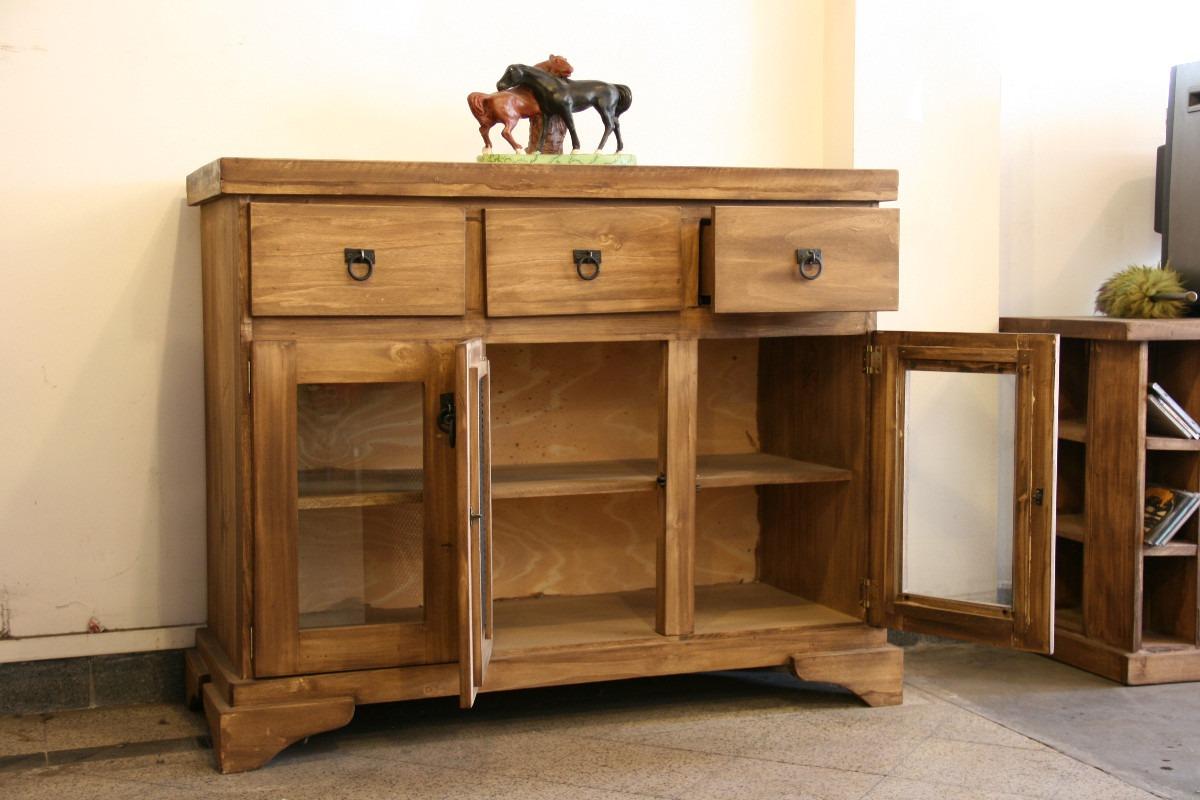 muebles estilo rustico mueble bar de estilo rustico