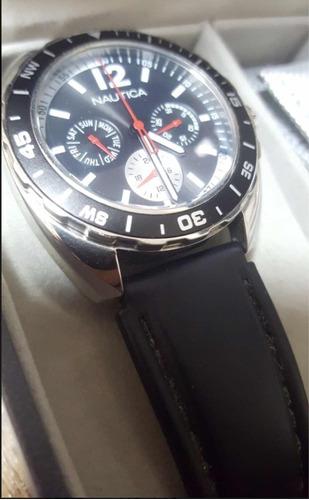 baixei pra vender! relógio náutica original! lindíssimo!