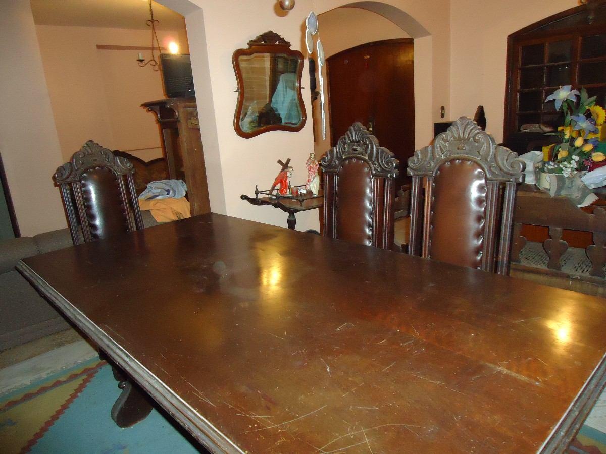 Buffet Para Sala De Jantar Antigo ~ Baixei Show Sala De Jantar Cm 8 Cadeiras E Buffet Em Madeira  R$ 6