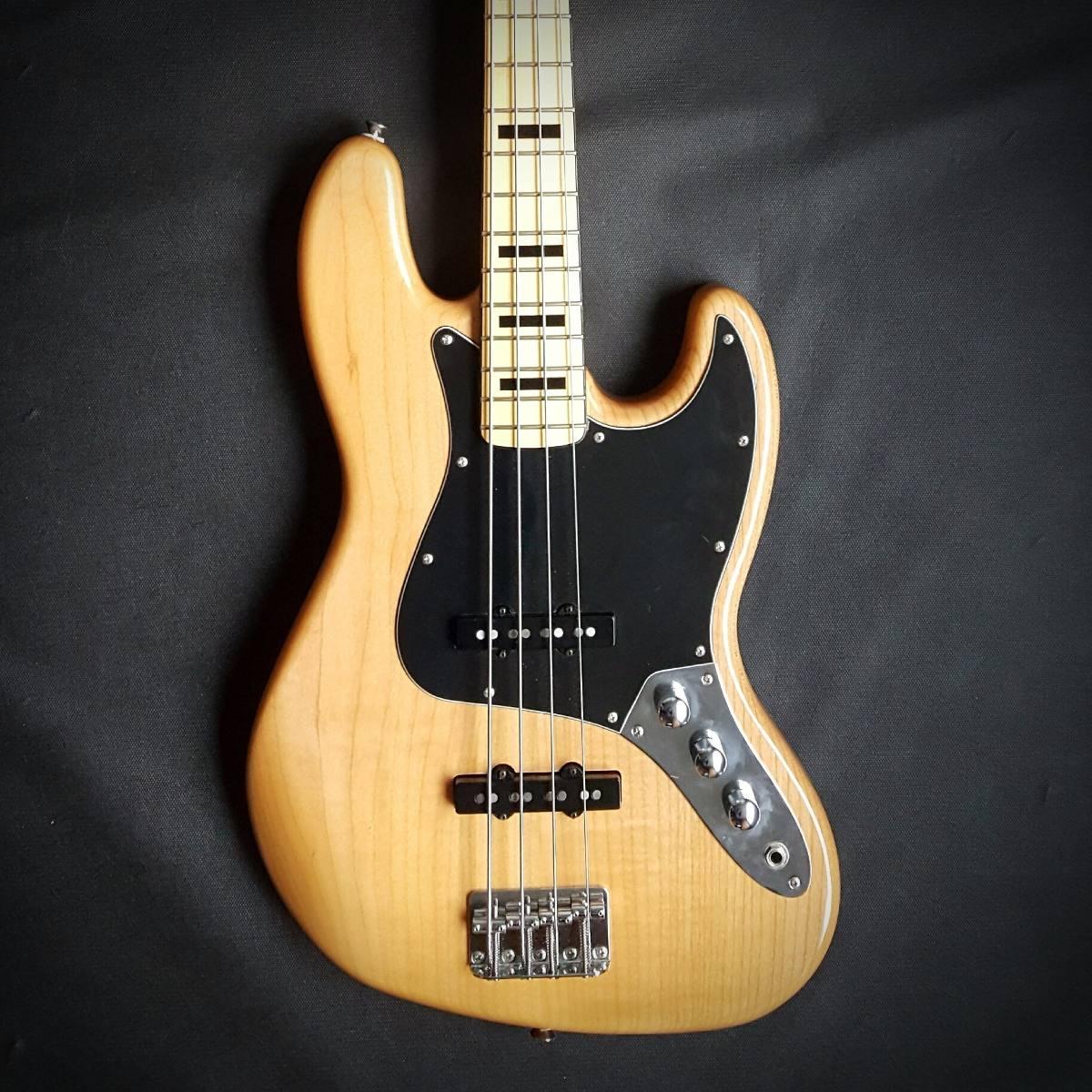 Circuito Para Baixo Jazz Bass : Baixo fender squier jazz bass vintage modified novinho