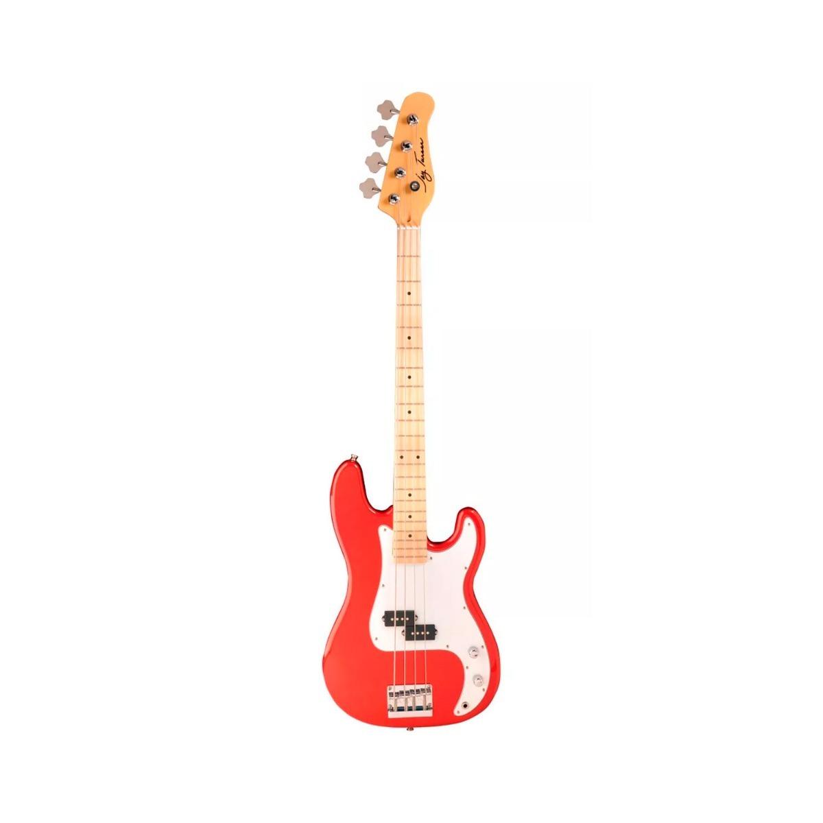 JB x Precision Baixo-jay-turser-precision-bass-jtb-400m-car-D_NQ_NP_914917-MLB29507867847_022019-F