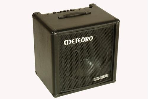 baixo meteoro amplificador