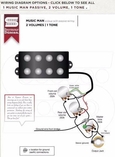 Excellent Baixo Olp Music Man Basslines 4 Cordas R 1 500 00 Em Mercado Livre Wiring 101 Capemaxxcnl