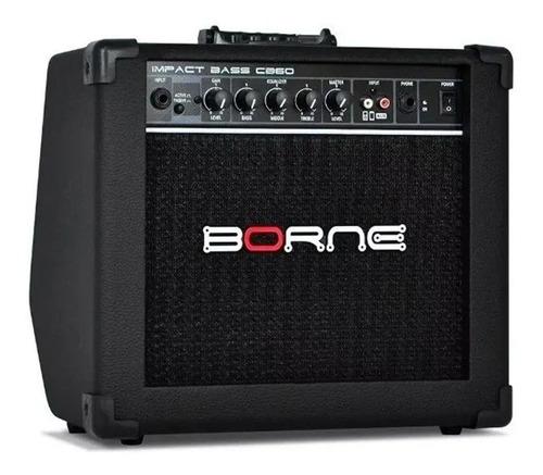 baixo precision tagima xb21 vermelho cubo amplificador borne