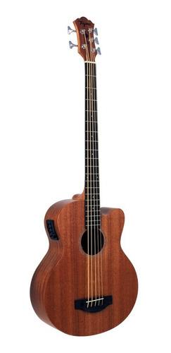 baixolão elétrico tagima ab500 mahogany 5 cordas