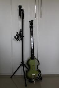 Guitarra Beatles Rock Band Xbox 360 - Xbox no Mercado Livre