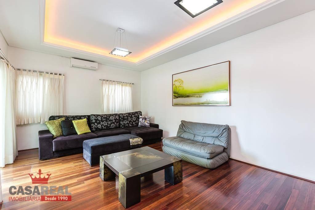 baixou! casa em condomínio a 500m do madalosso - ac. permuta | 4 suítes | 310m² - ca0049