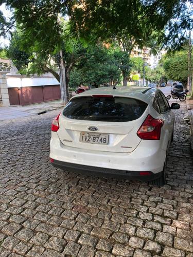 baixou! ford focus hatch se1.6 aut, única dona, nunca batido