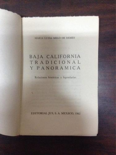 baja california tradicional y panoramica