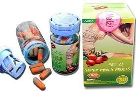 baja con meizi super power fruits (adelgaza y quema grasa)