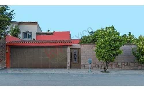 baja de precio. venta de casa de una sola planta en residencial el fresno