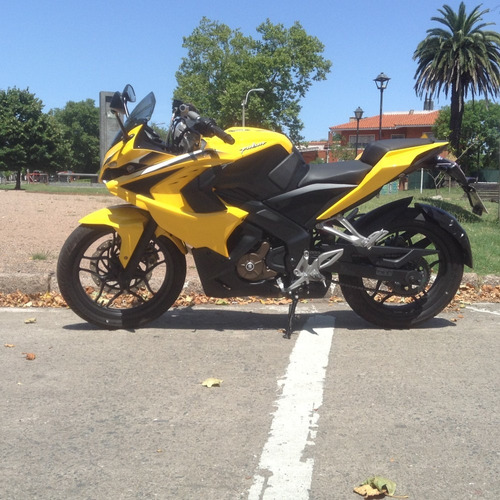 bajac pulsar rs 200 impecable