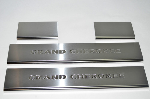 bajadas de puerta de aluminio jeep grand cherokee