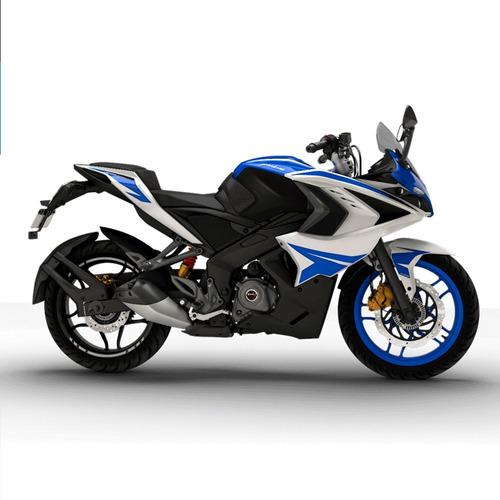 bajaj 200 motos moto deportiva