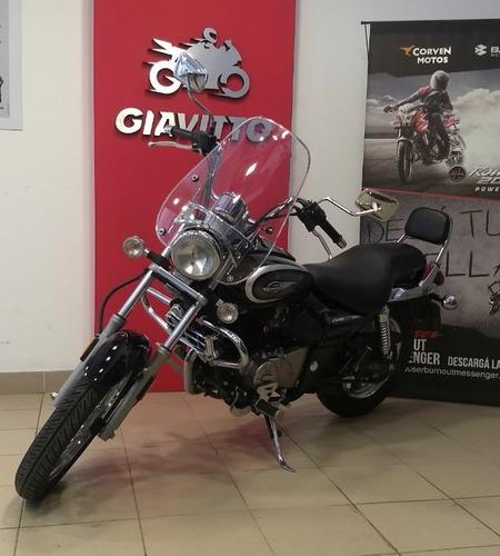 bajaj avenger 220 cruise - giavitto motos