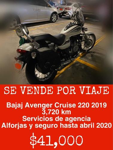 bajaj avenger cruise 220