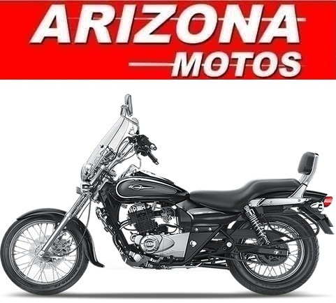 bajaj avenger cruise 220 (arizona motos)