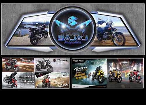 bajaj avenger street motos
