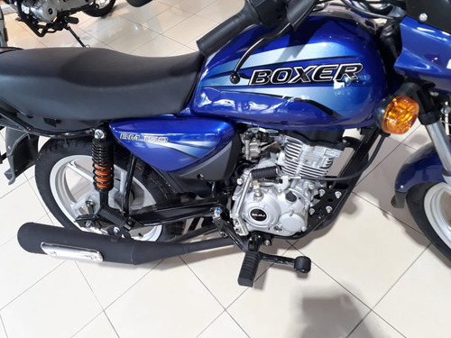 bajaj boxer 150 at aleacion - 0km -2019