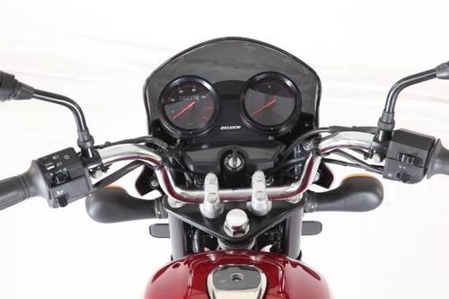 bajaj boxer 150  full - 0km oportunidad - global motorcycles