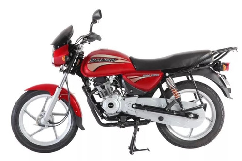 bajaj boxer 150 full  - financiacion en lidermoto san justo
