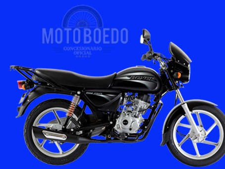 bajaj boxer 150  - indestructible - probada nro 1