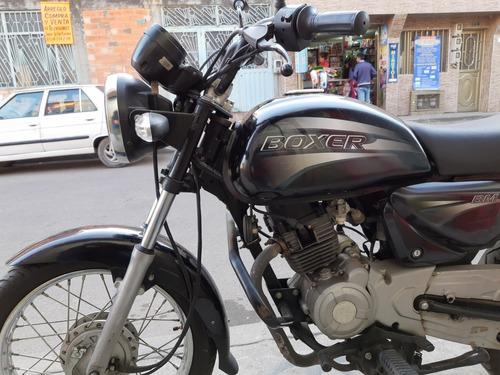 bajaj boxer 150 modelo 2013