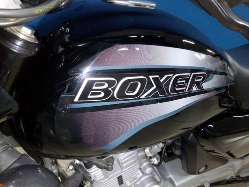 bajaj boxer 150  - potencia de trabajo
