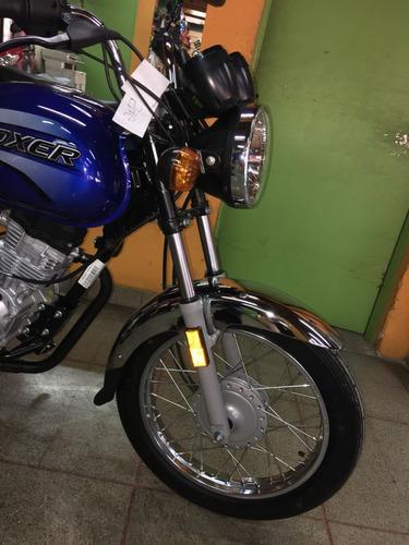 bajaj boxer 150cc base 0km - tamburrino motos