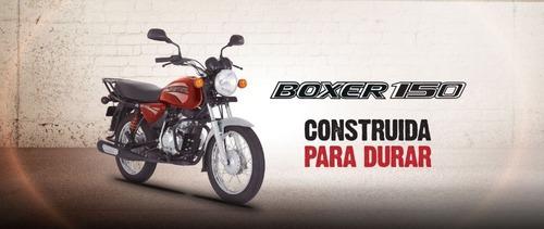 bajaj boxer 150cc - motozuni - desc. ctdo quilmes