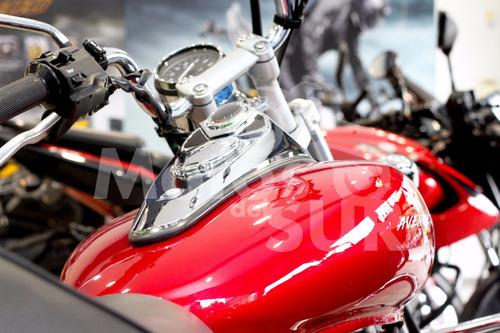 bajaj cruise avenger 220 2017 0 km motos del sur roja