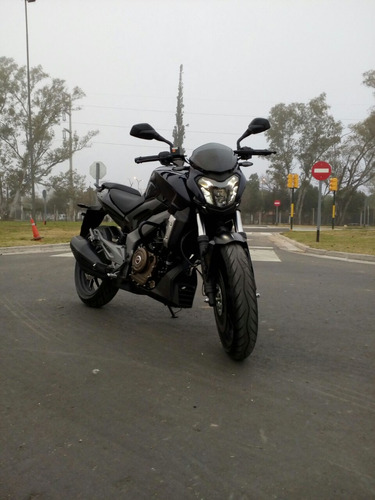 bajaj dominar 400 0km 2017 ames motos