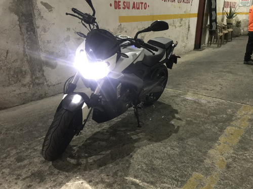 bajaj dominar 400 año 2018 impecable