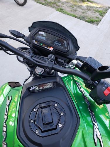 bajaj dominar 400-consultar descuento contado - masera motos