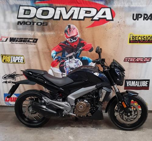 bajaj dominar 400 impecable  naked d400 sport dompa motos