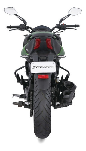 bajaj dominar 400 tt motos
