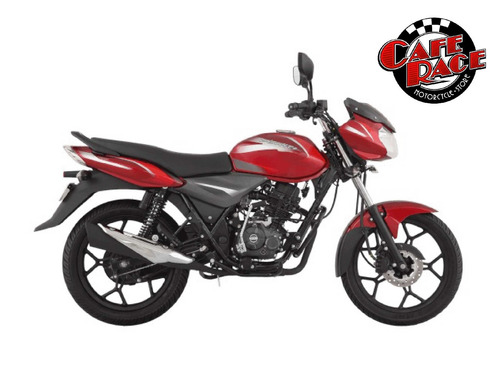 bajaj new discover 125 | ideal para trabajar, financiada!