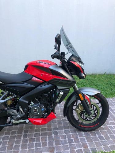 bajaj ns 200 fi 2019 3625km urquiza motos