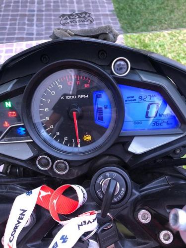 bajaj ns 200 fi usada excelente abs urquiza motos 12 y 18