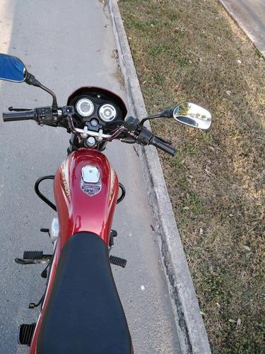 bajaj platina rojo 100 cc