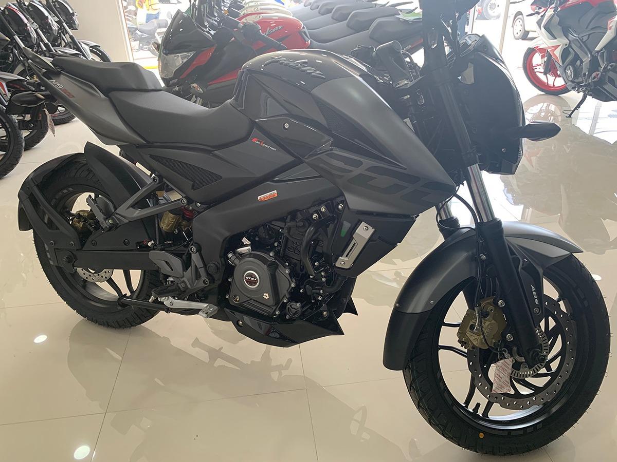 Bajaj Pulsar Ns 200 Fi - $ 8.200.000 en Mercado Libre