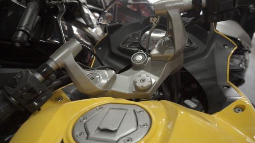 bajaj pulsar 200 rs - mac moto