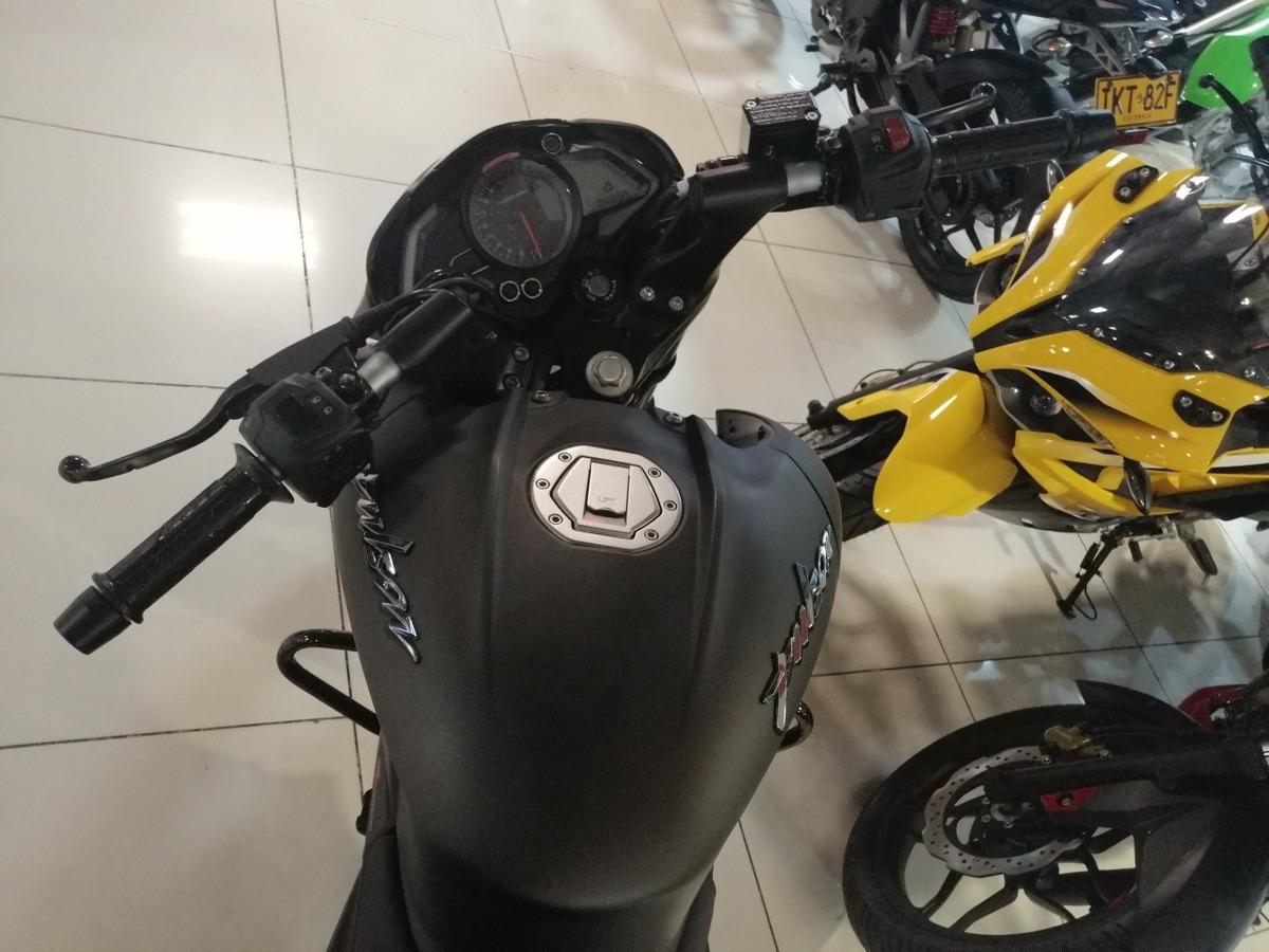 Bajaj Pulsar Ns 200 Bsiv 2021 - $ 8.499.000 en Mercado Libre