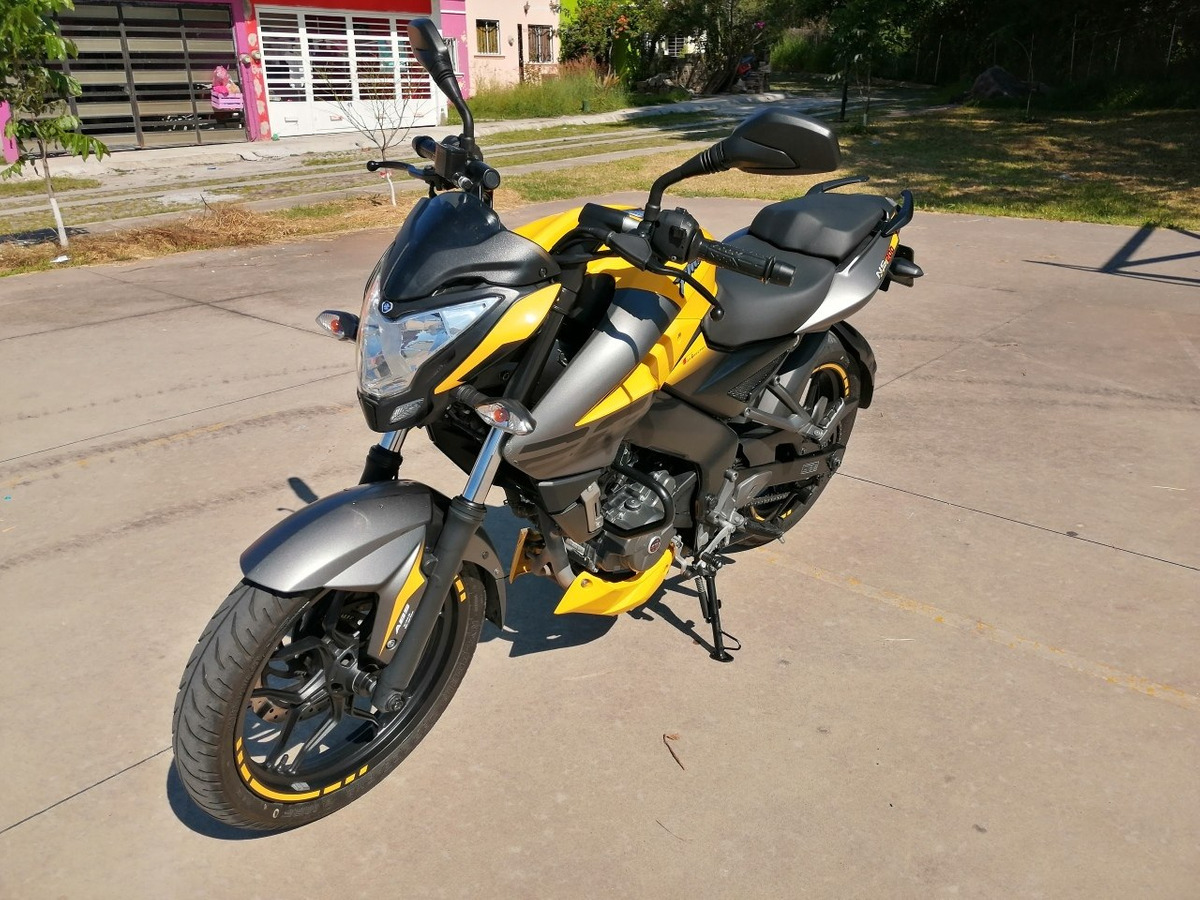 2018 Bajaj Pulsar 200 NS ABS Soft-Launched In India