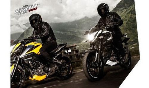 bajaj rouser 125cc ns - motozuni ciudadela