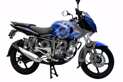 bajaj rouser 135 0km  2017 financiacion motos del sur