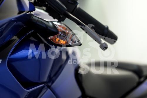 bajaj rouser 135 0km 2017 financiacion motos del sur azul