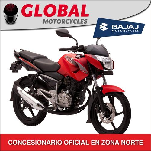 bajaj rouser 135 0km 2018 global motorcycles olivos