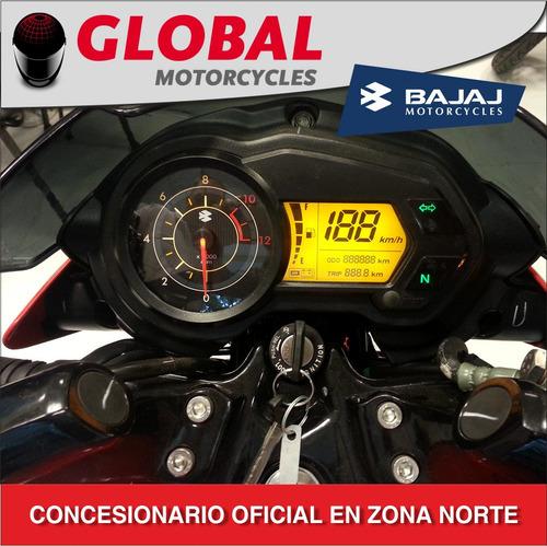 bajaj rouser 135 0km 2018  service - garantia 2018
