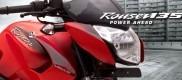 bajaj rouser 135 0km autoport motos